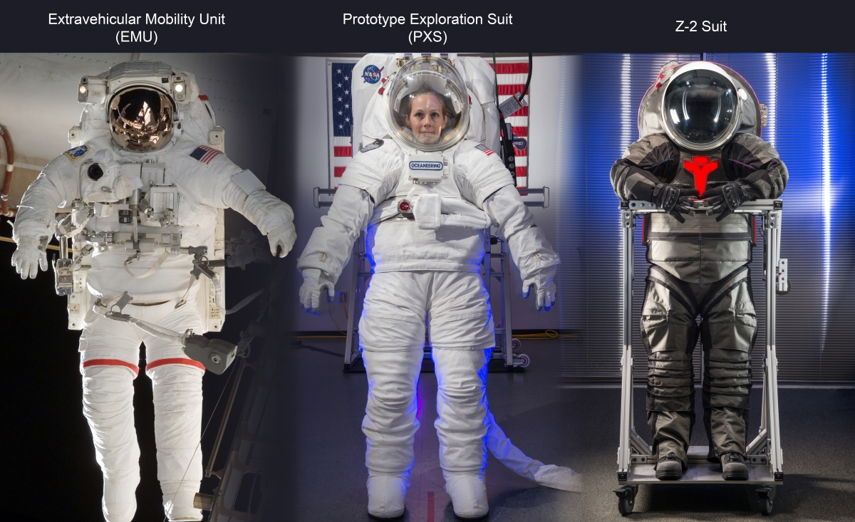 NASA Unveils The Next Gen Suits For Future Mars Missions