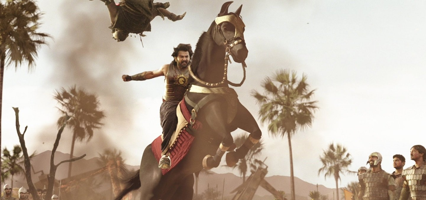 The Secret of Baahubali -2 Special Effects Which Made The World Of Baahubali Come Alive